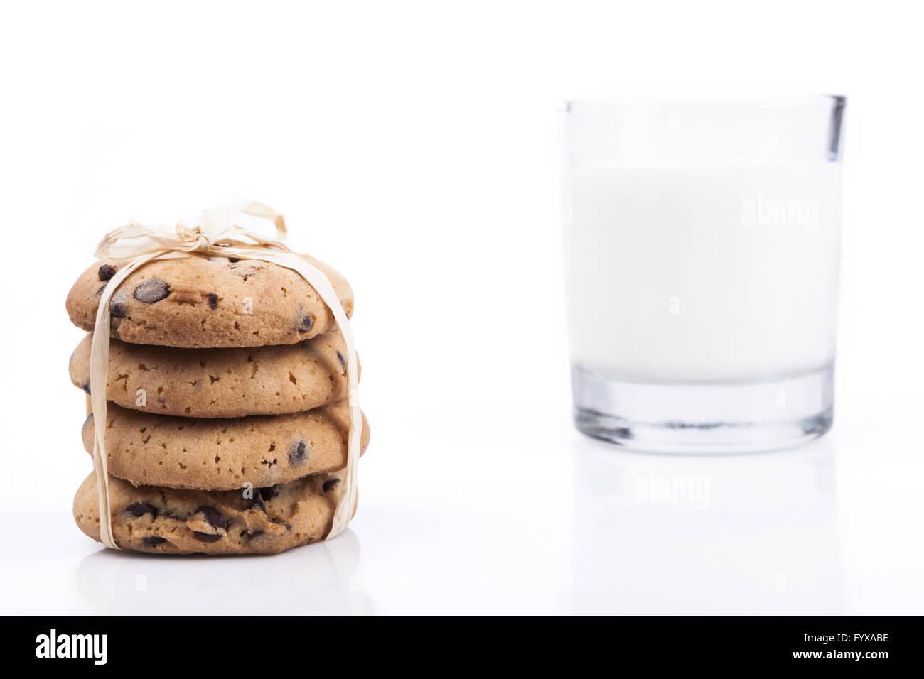 Tied Cookies - Stock Image