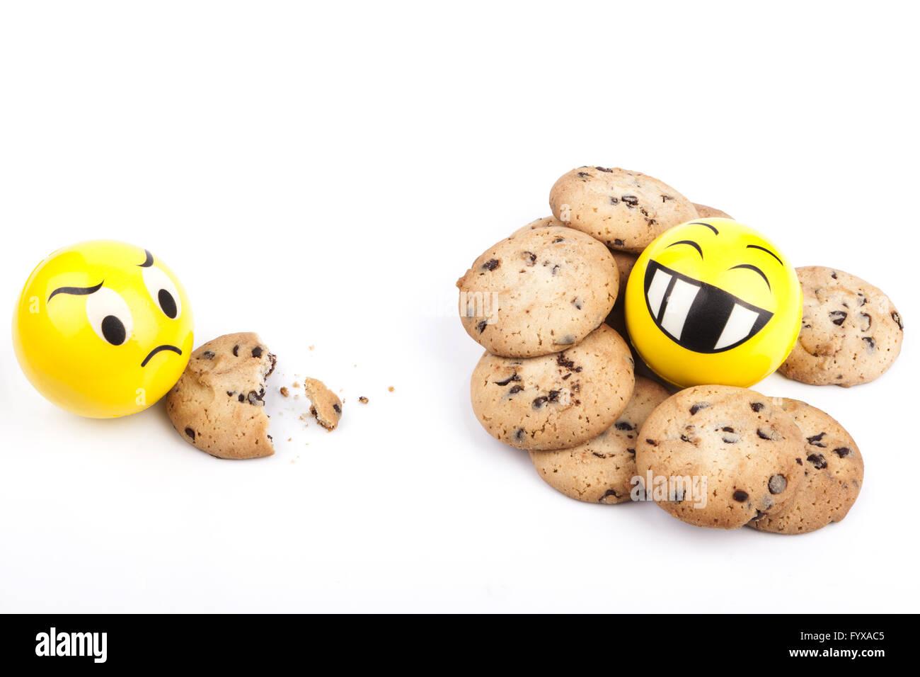 Lots of Cookies - Stock Image