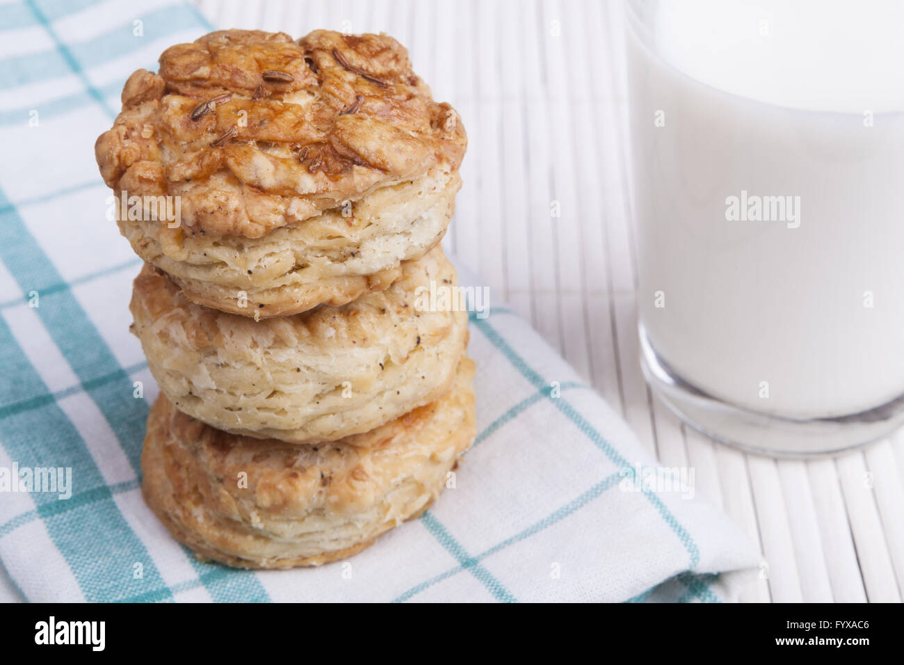 Home Made - Stock Image
