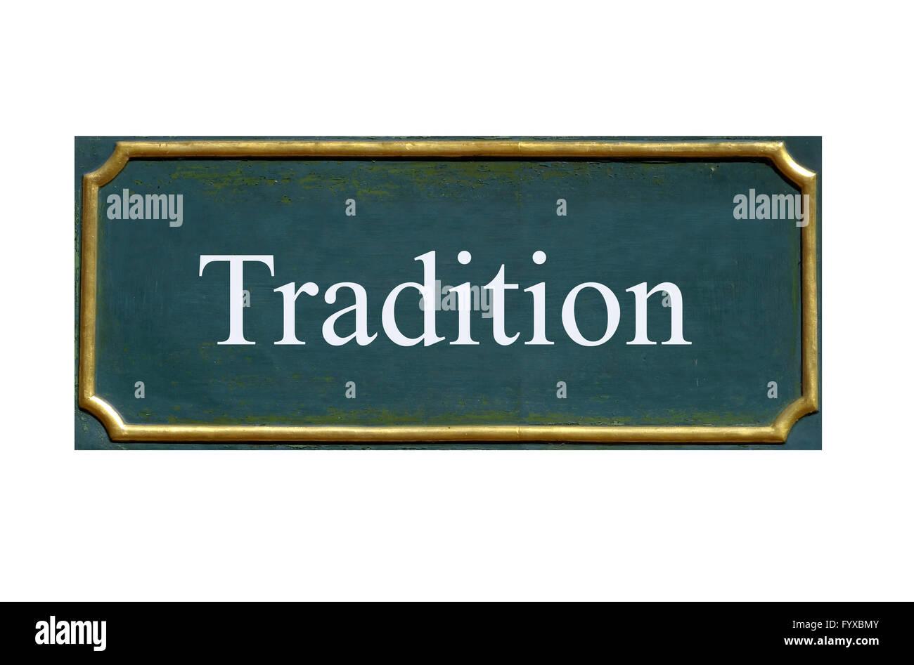 Shield tradition Stock Photo