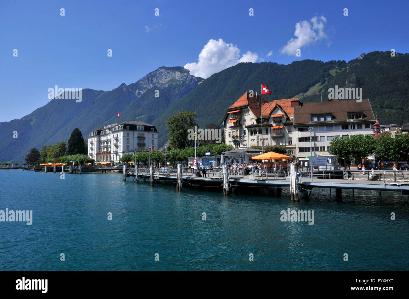 Canton Of Schwyz Stock Photos Canton Of Schwyz Stock Images Alamy