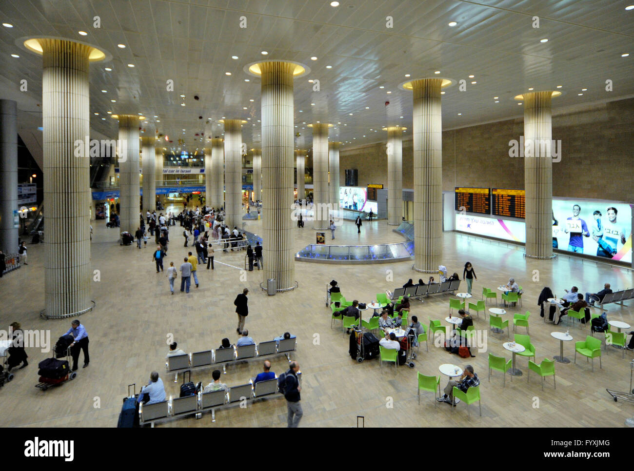 Ben Gurion Airport Stock Photos Ben Gurion Airport Stock Images