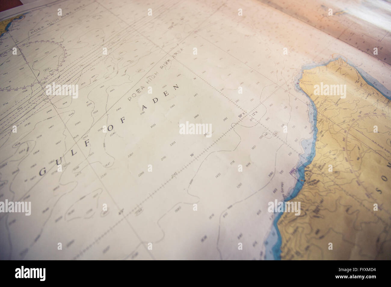 Gulf Of Aden Stock Photos Gulf Of Aden Stock Images Alamy