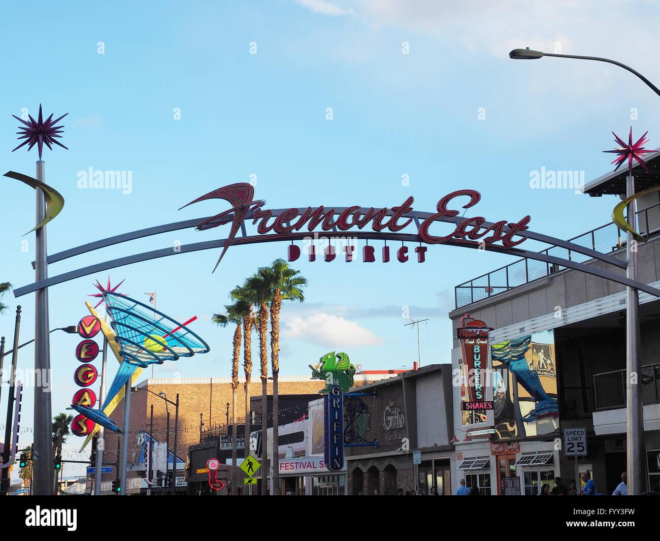 Las Vegas Cowboy Neon Stock Photos & Las Vegas Cowboy Neon Stock ...