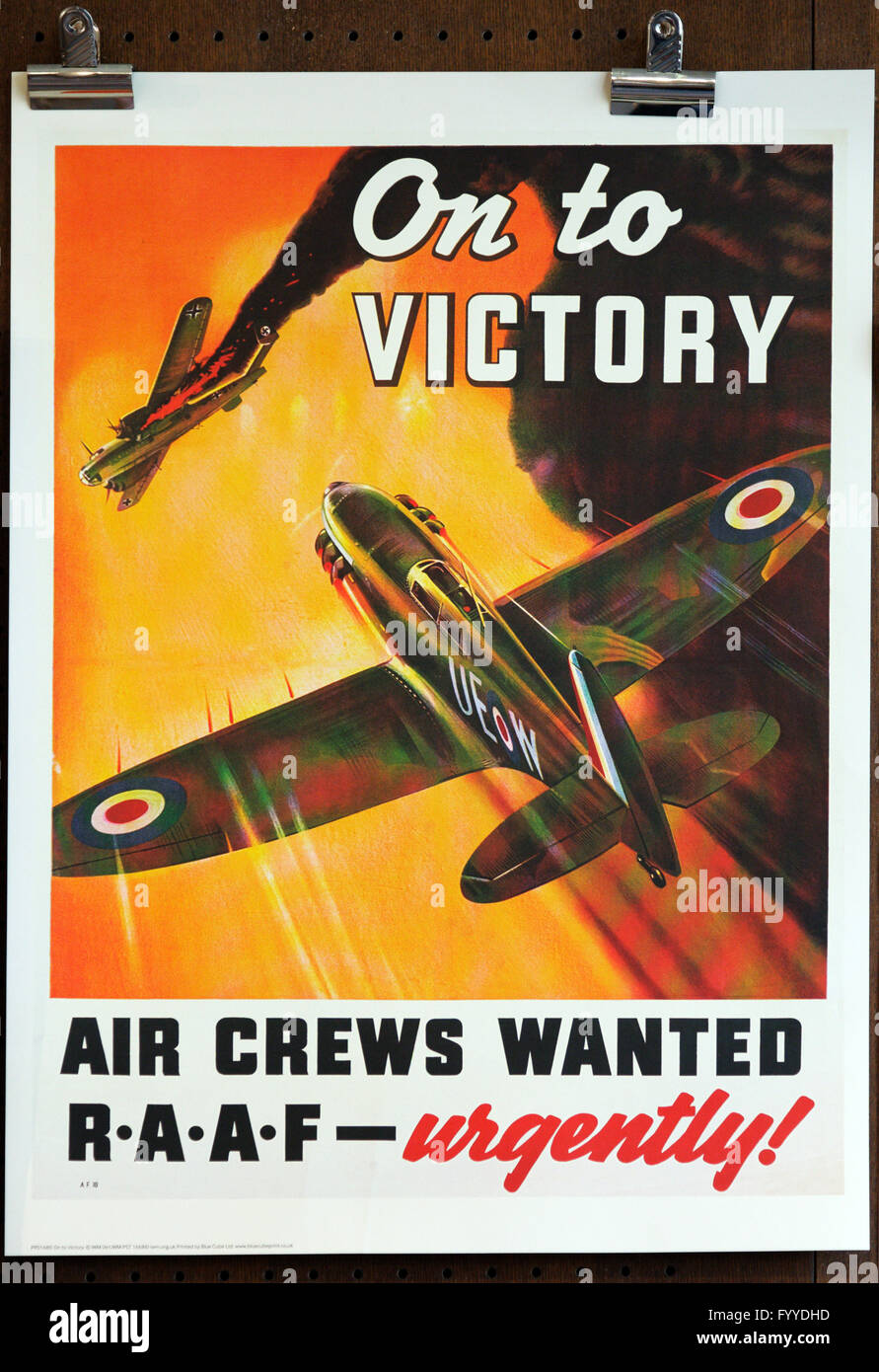 Ww2 Poster Stock Photos & Ww2 Poster Stock Images - Alamy
