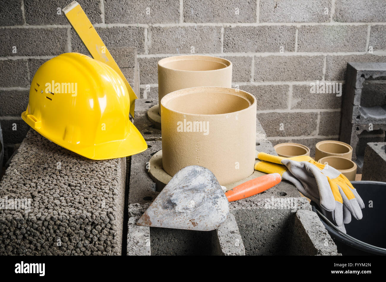 How a ceramic chimney is constructed: the specifics of the installation of a ceramic flue duct 23