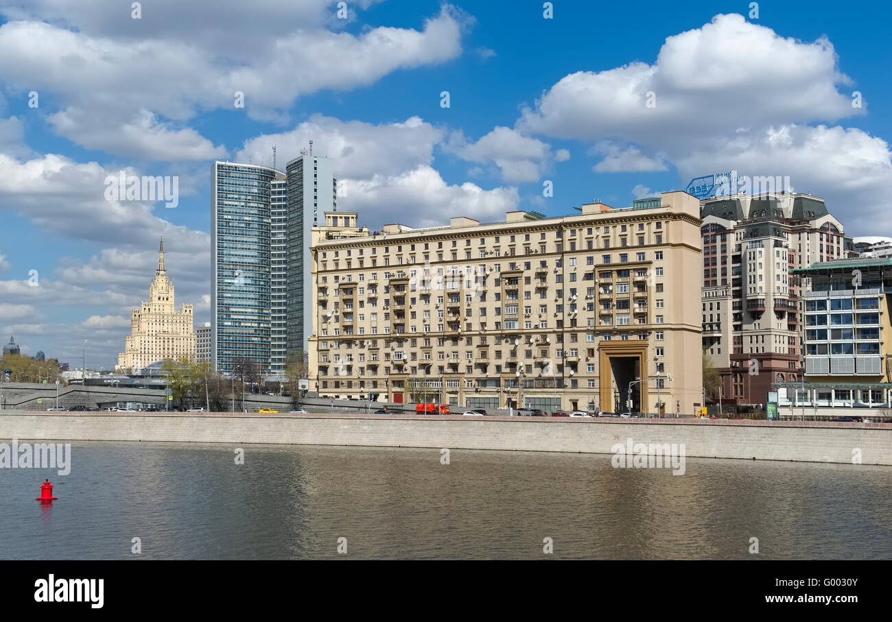Stalinist Architecture Moscow Stock Photos & Stalinist ...