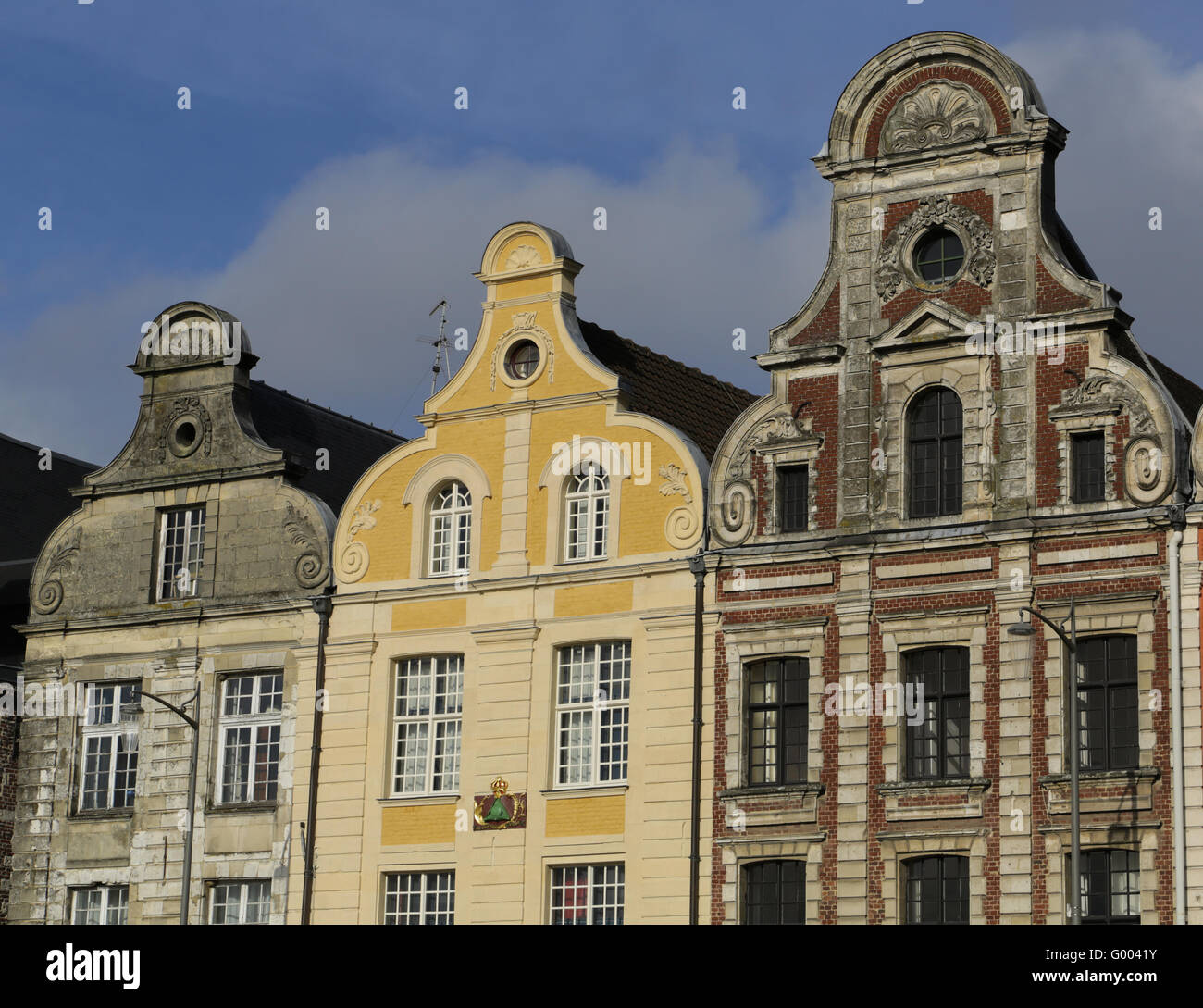 Arras - Stock Image
