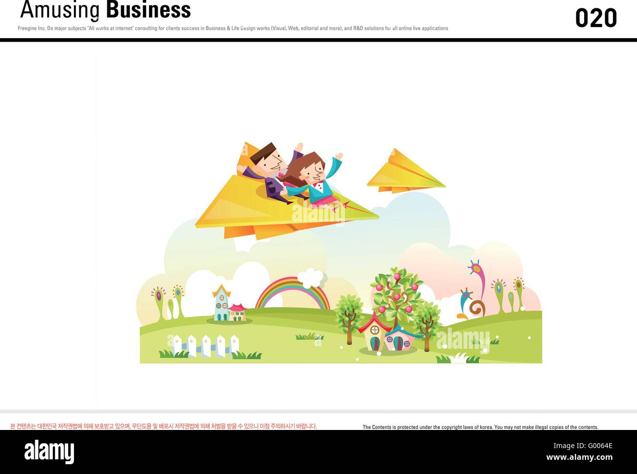 amusing Business (20) - Stock Vector