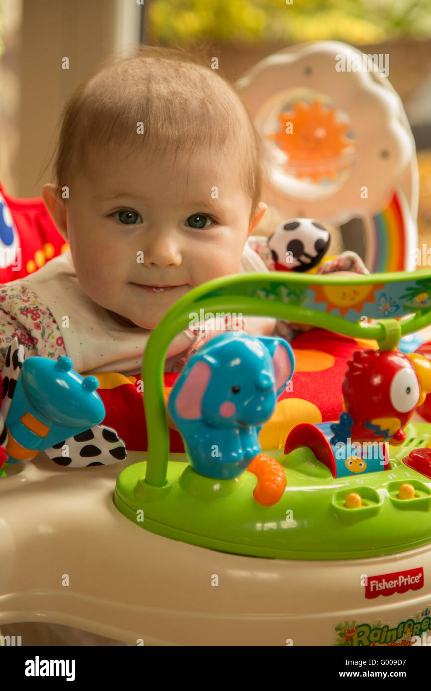 5 Month Old Baby Toy Stock Photos 5 Month Old Baby Toy Stock