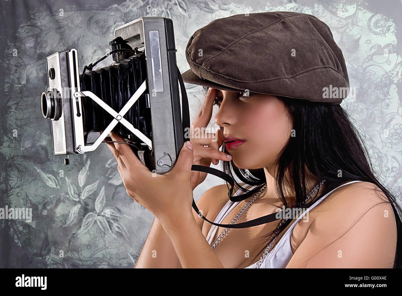 nostalgia - Stock Image