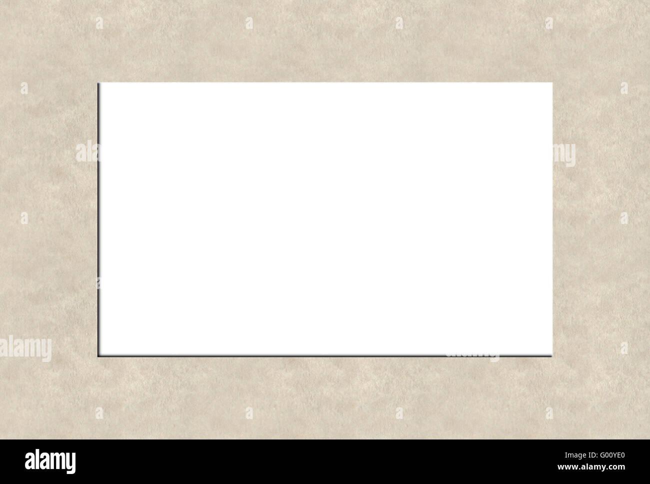 Frame - Stock Image