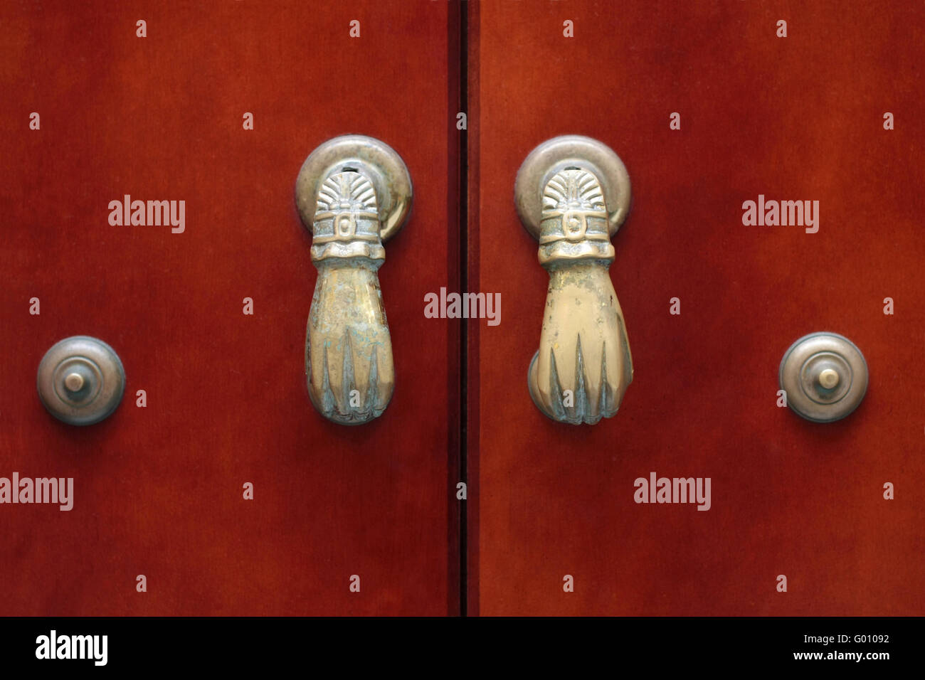Doors 0184. Andalusia - Stock Image