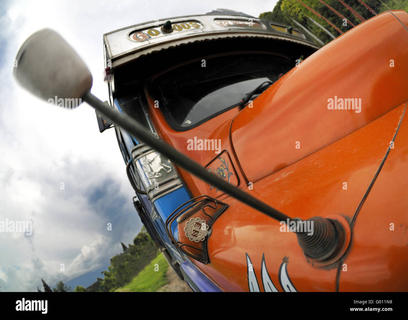 Goods Carrier - Stock Image