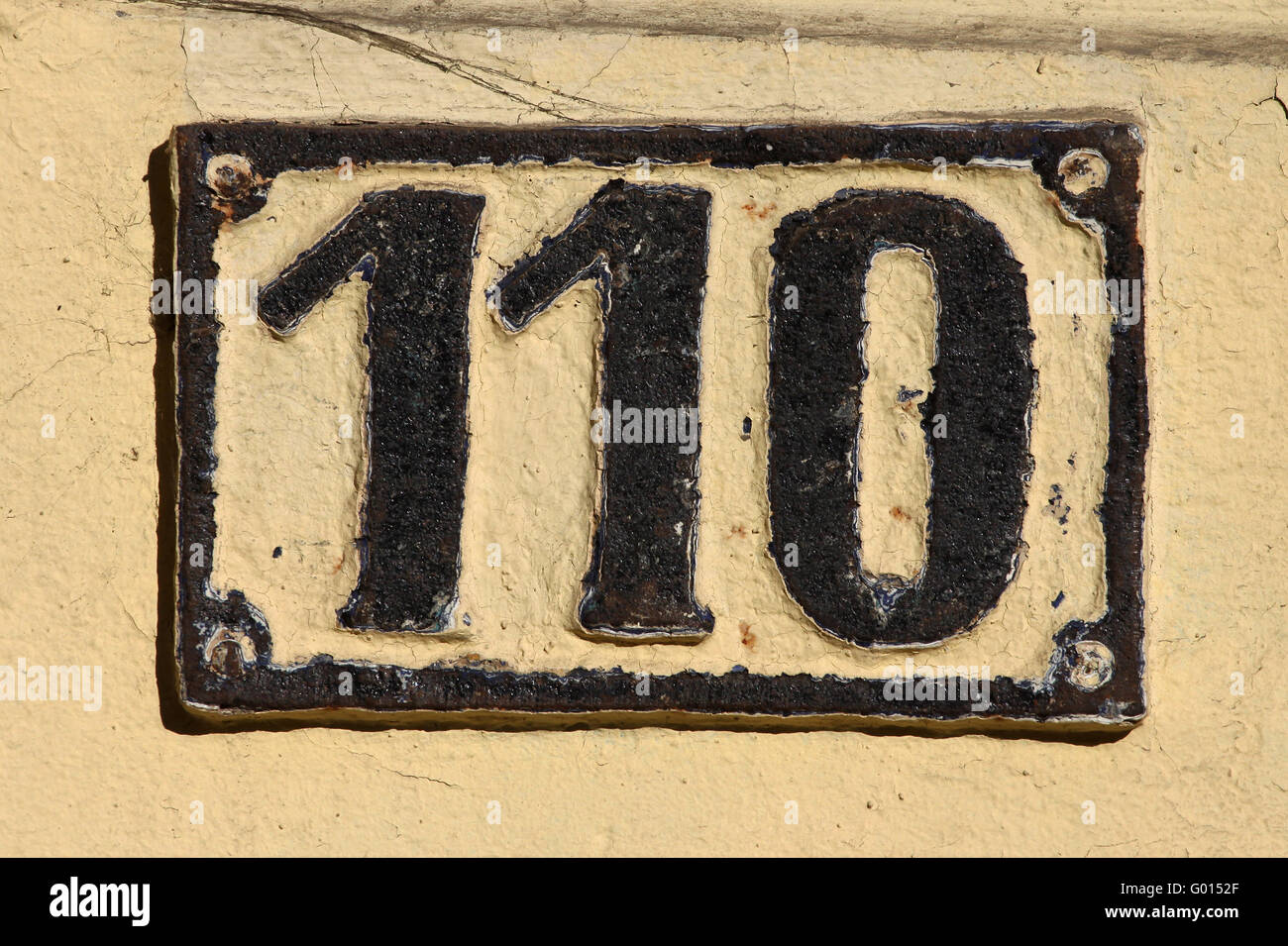 Metal House Numbers Stock Photos Metal House Numbers Stock Images - Cheap metal house numbers