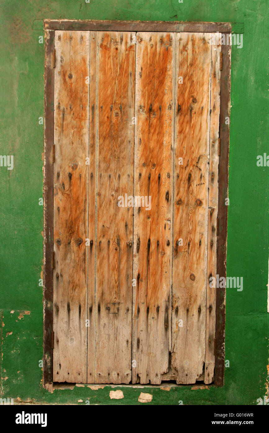 Doors 0059. Andalusia - Stock Image