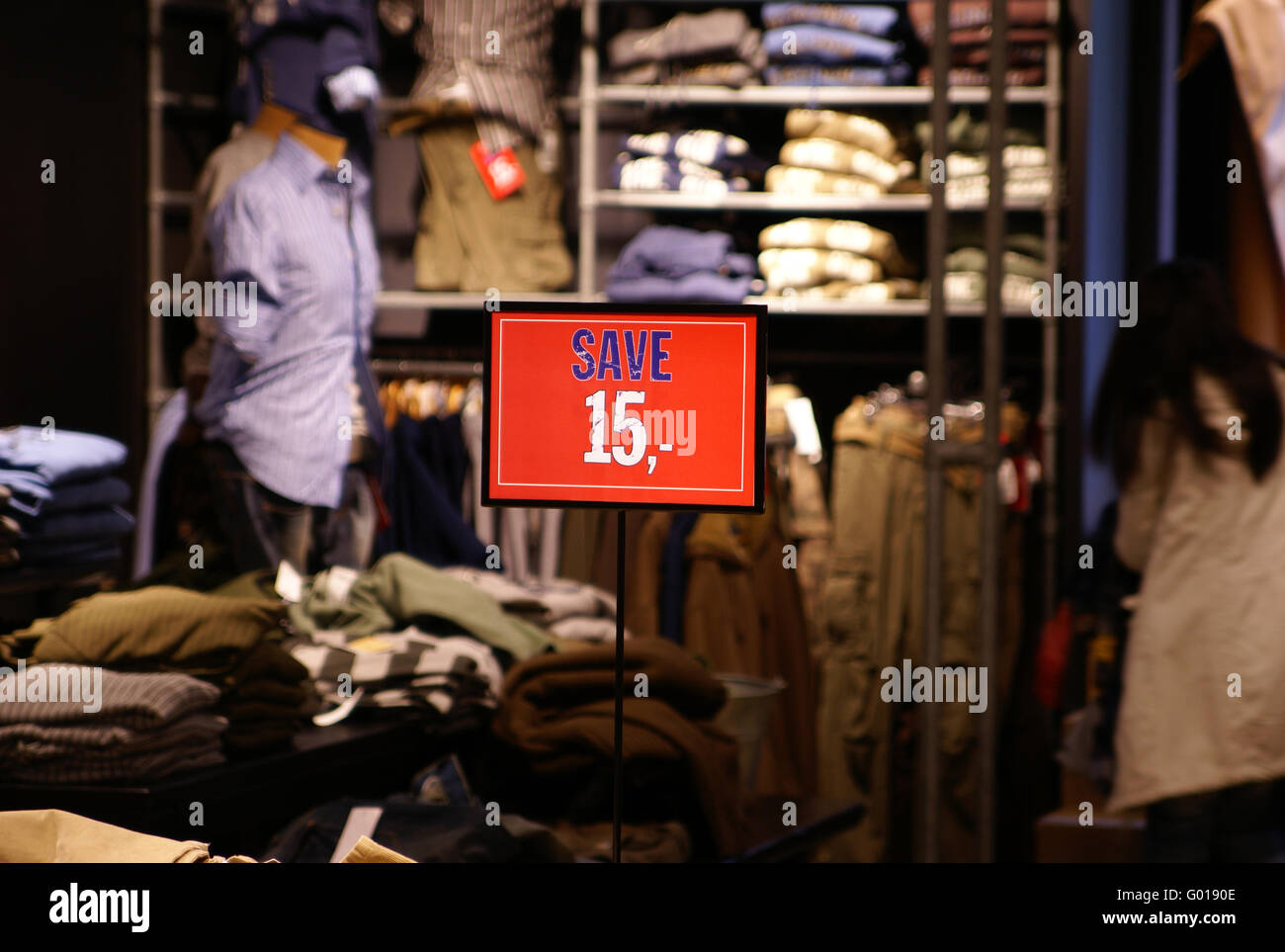 Save - Stock Image