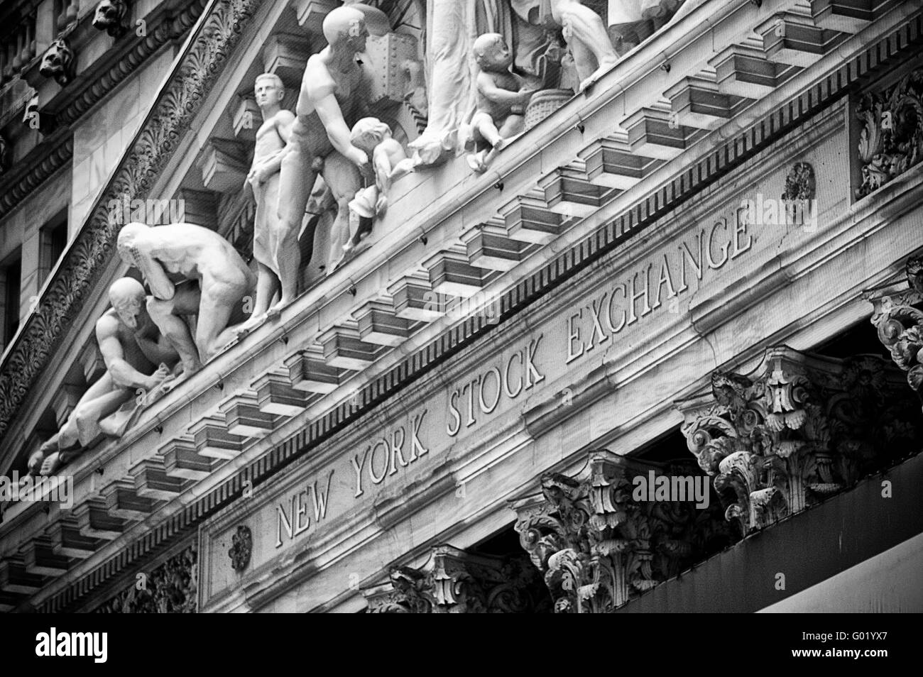 Stock Exchange - Stock Image