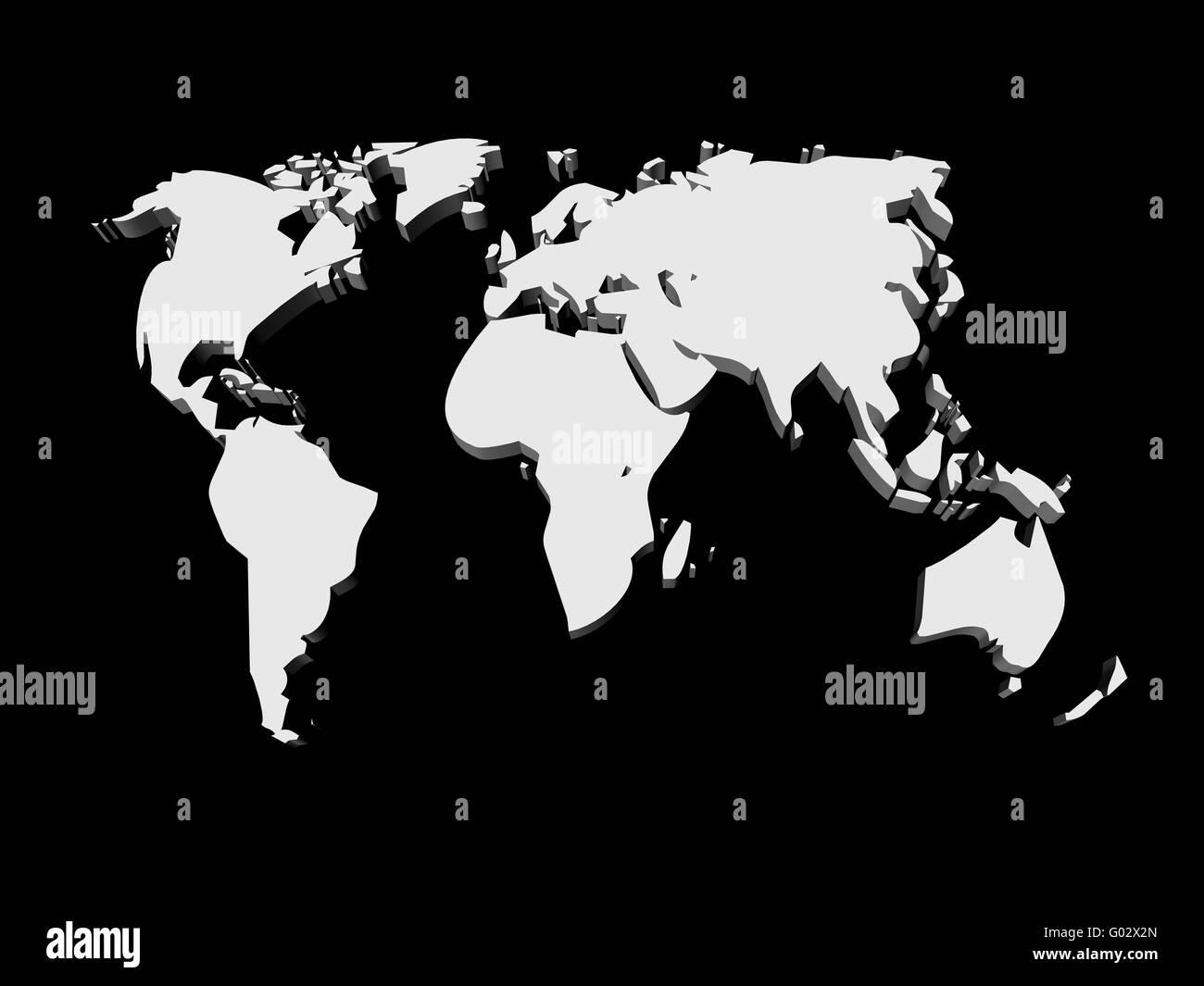 World map stock photo 103326573 alamy world map world map stock photo gumiabroncs Choice Image