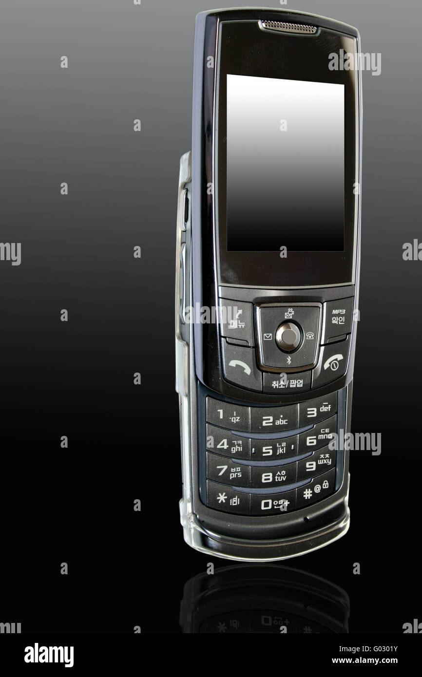 Latest Mobile Phone - Stock Image