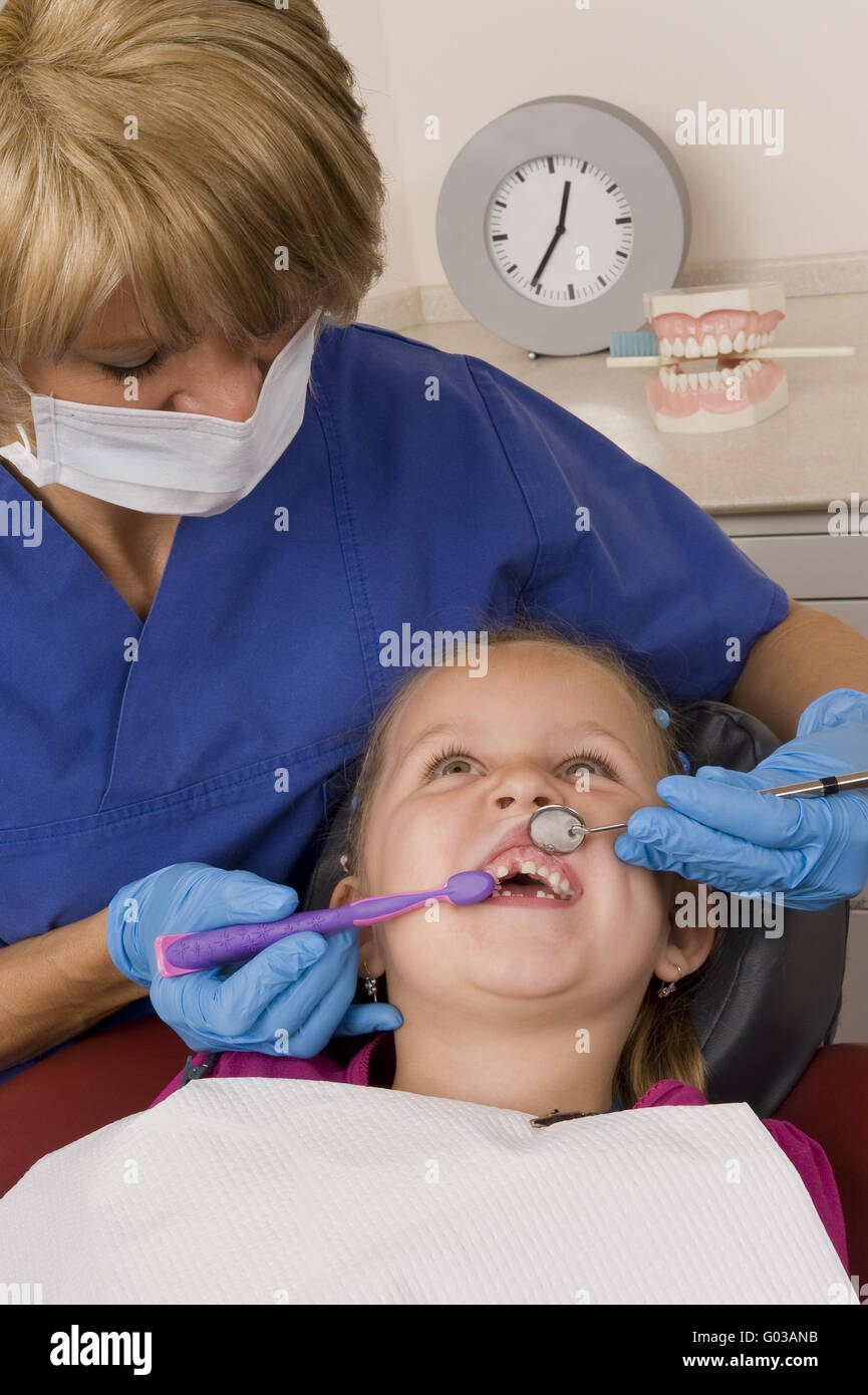 dentist - Stock Image