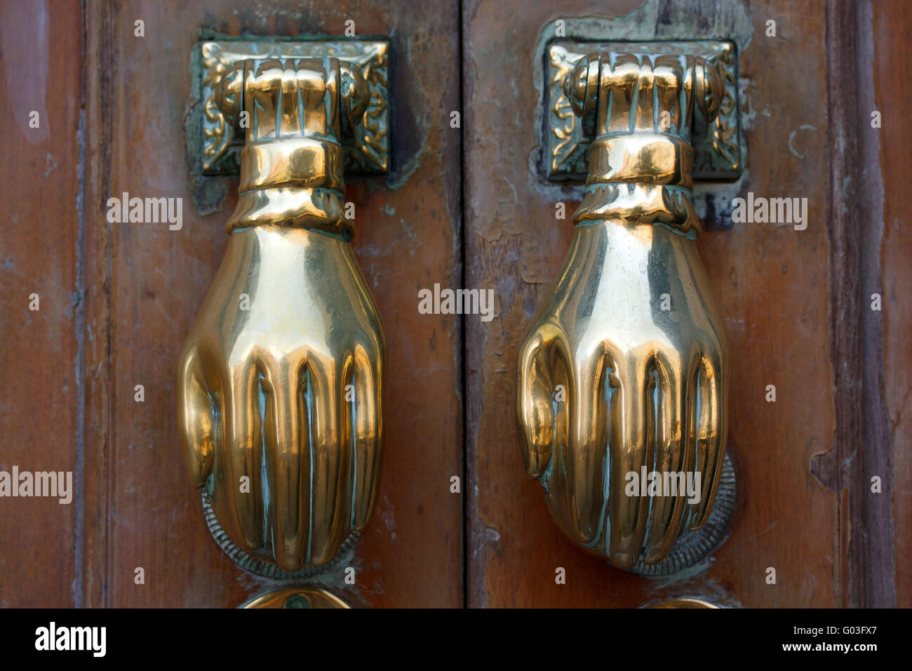 Doors 0372. Andalusia - Stock Image