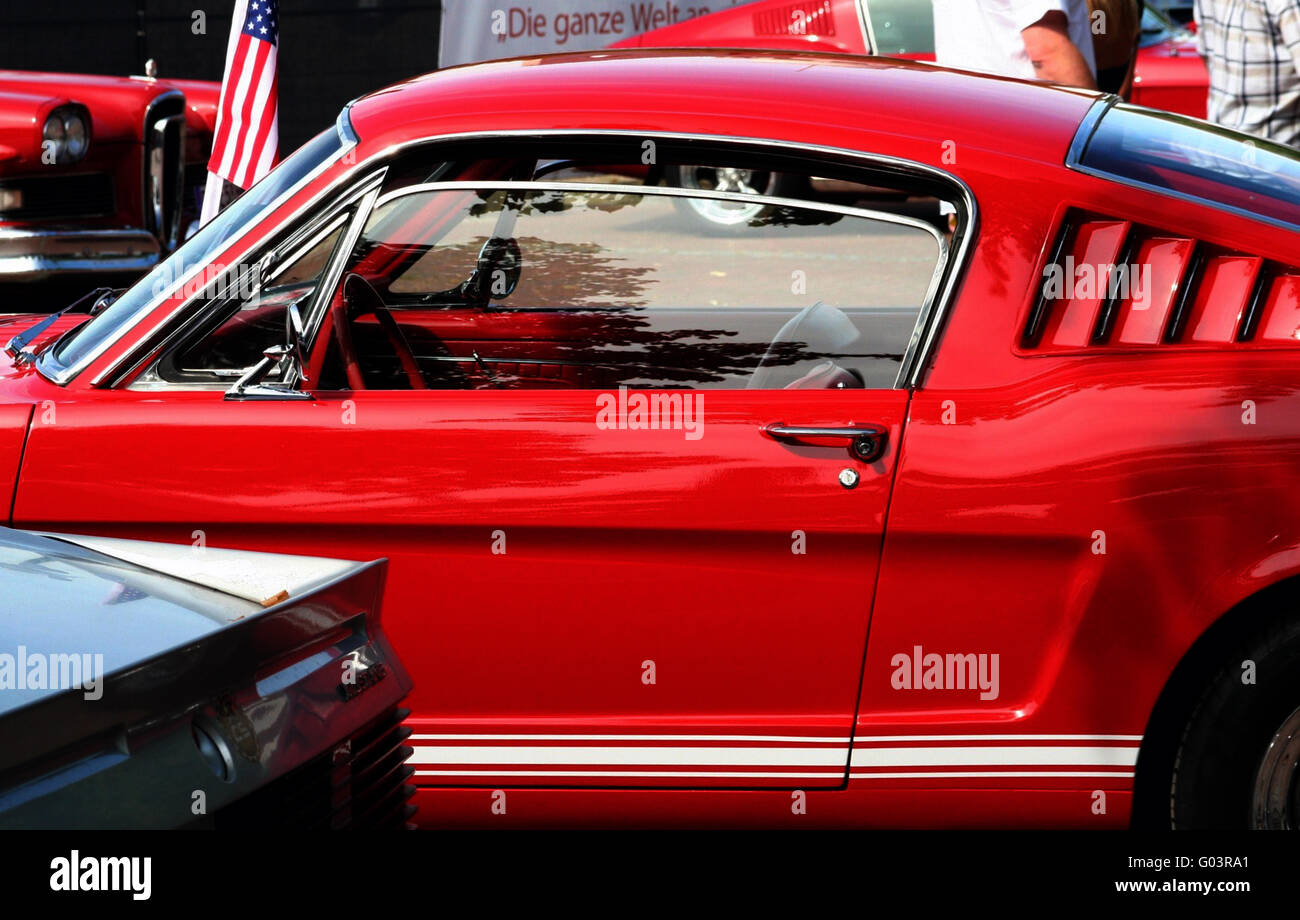 Full Size Muscle Cars Stock Photos & Full Size Muscle Cars Stock ...