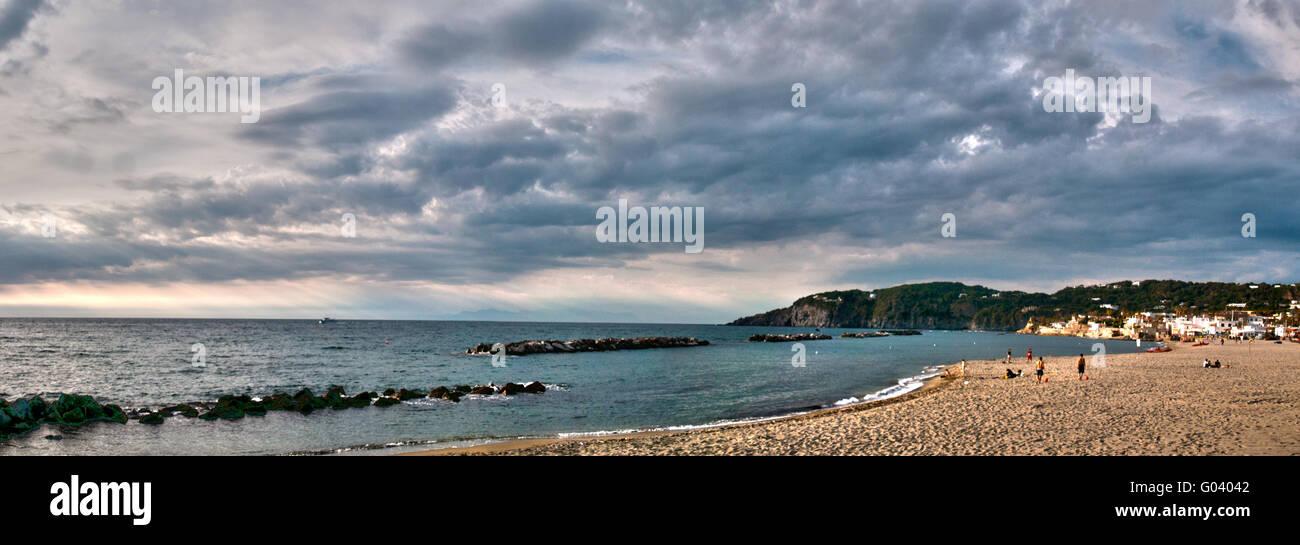 Ischia Island Stock Photo