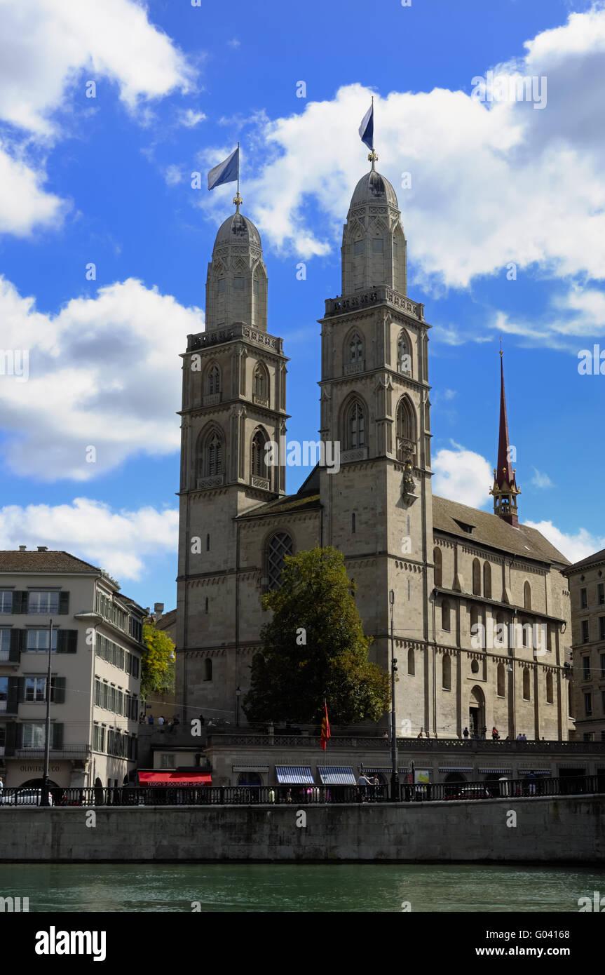 Zurich switzerland. - Stock Image