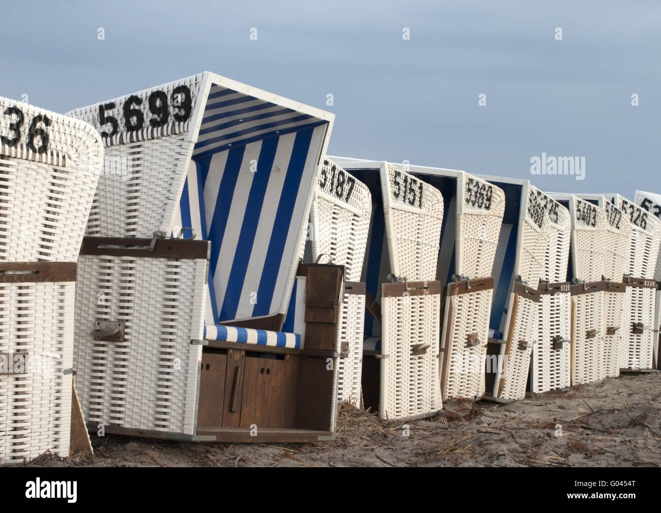 Sylt - to be different - Stock Image
