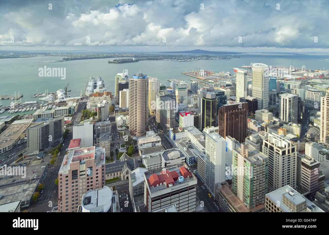 Auckland,Newzealand - Stock Image