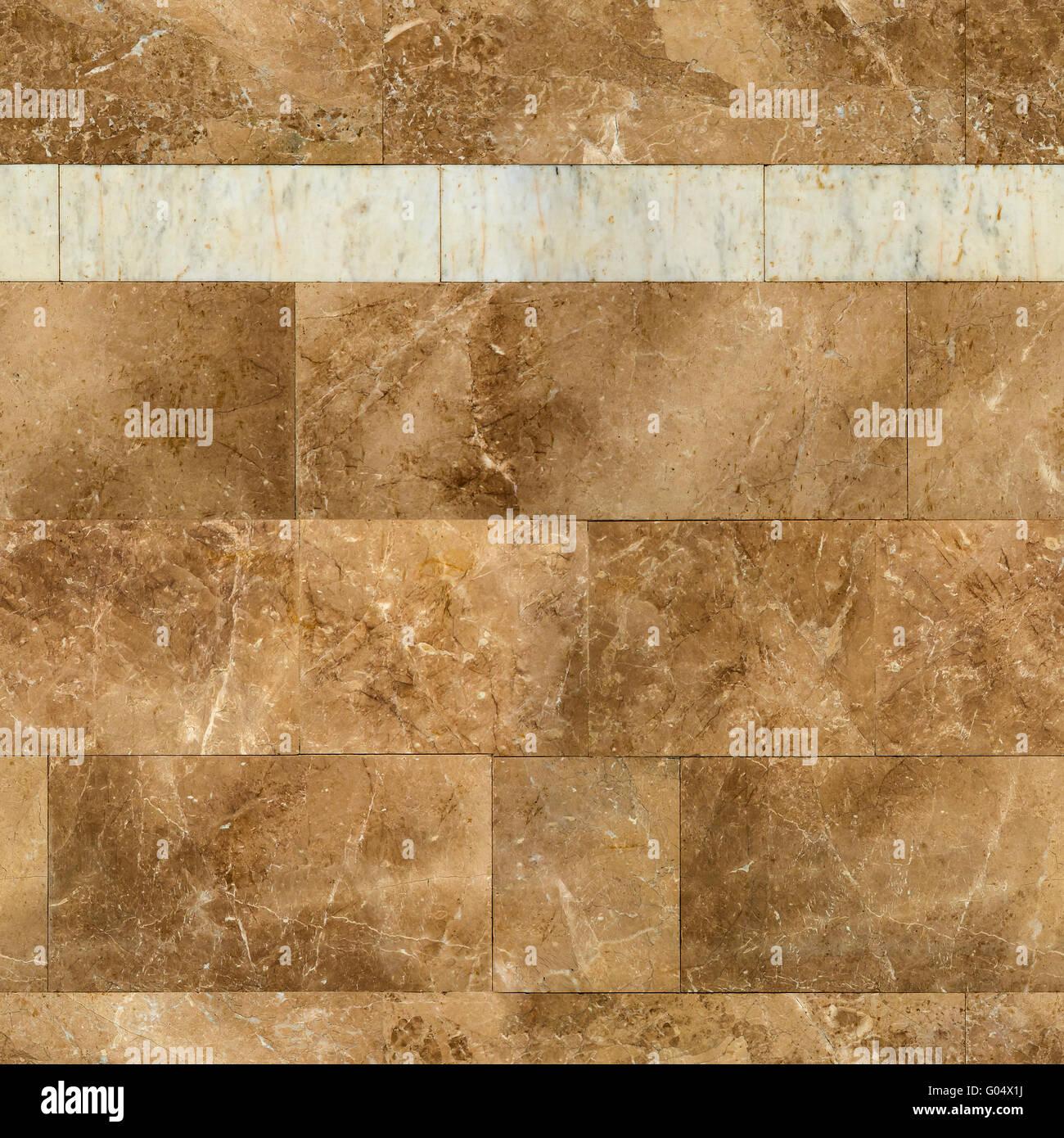 Marble Brick Wall Seamless Texture Big Resolution Tile Horizontal Stock Photo Alamy