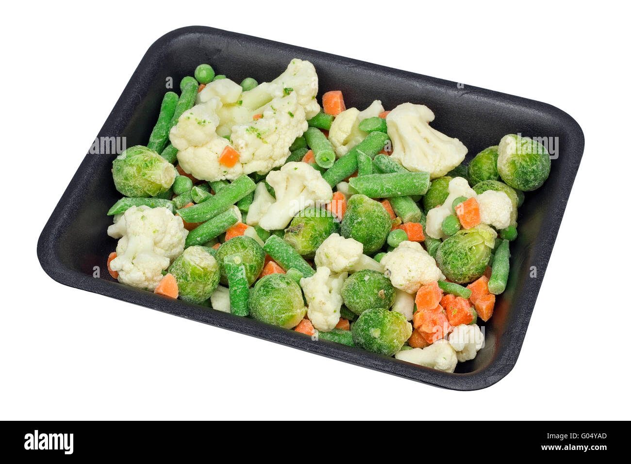 Frozen Mixed Vegetables High Resolution Stock Photography and ...