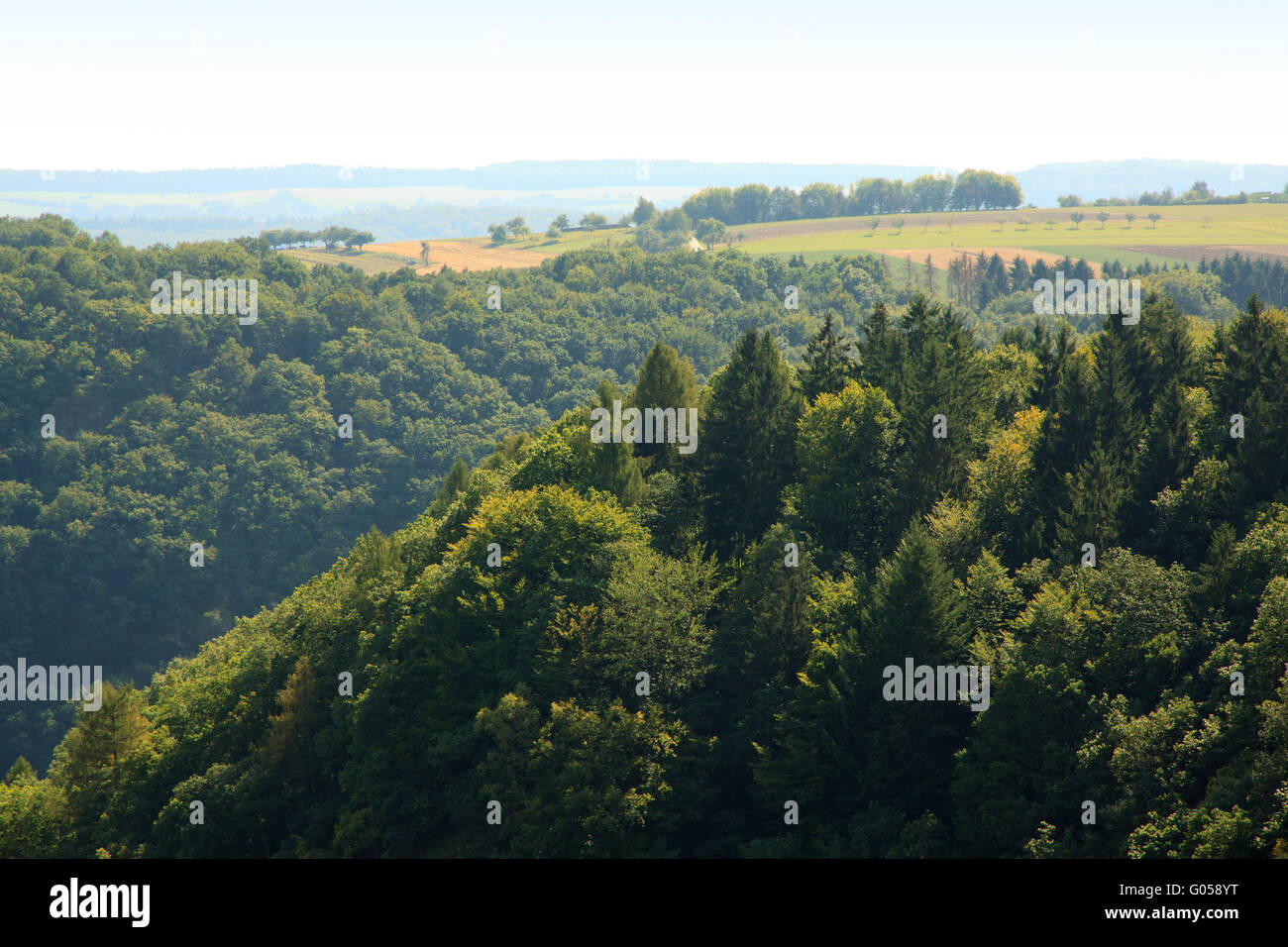 Fantastic nature. Germany Stock Photo