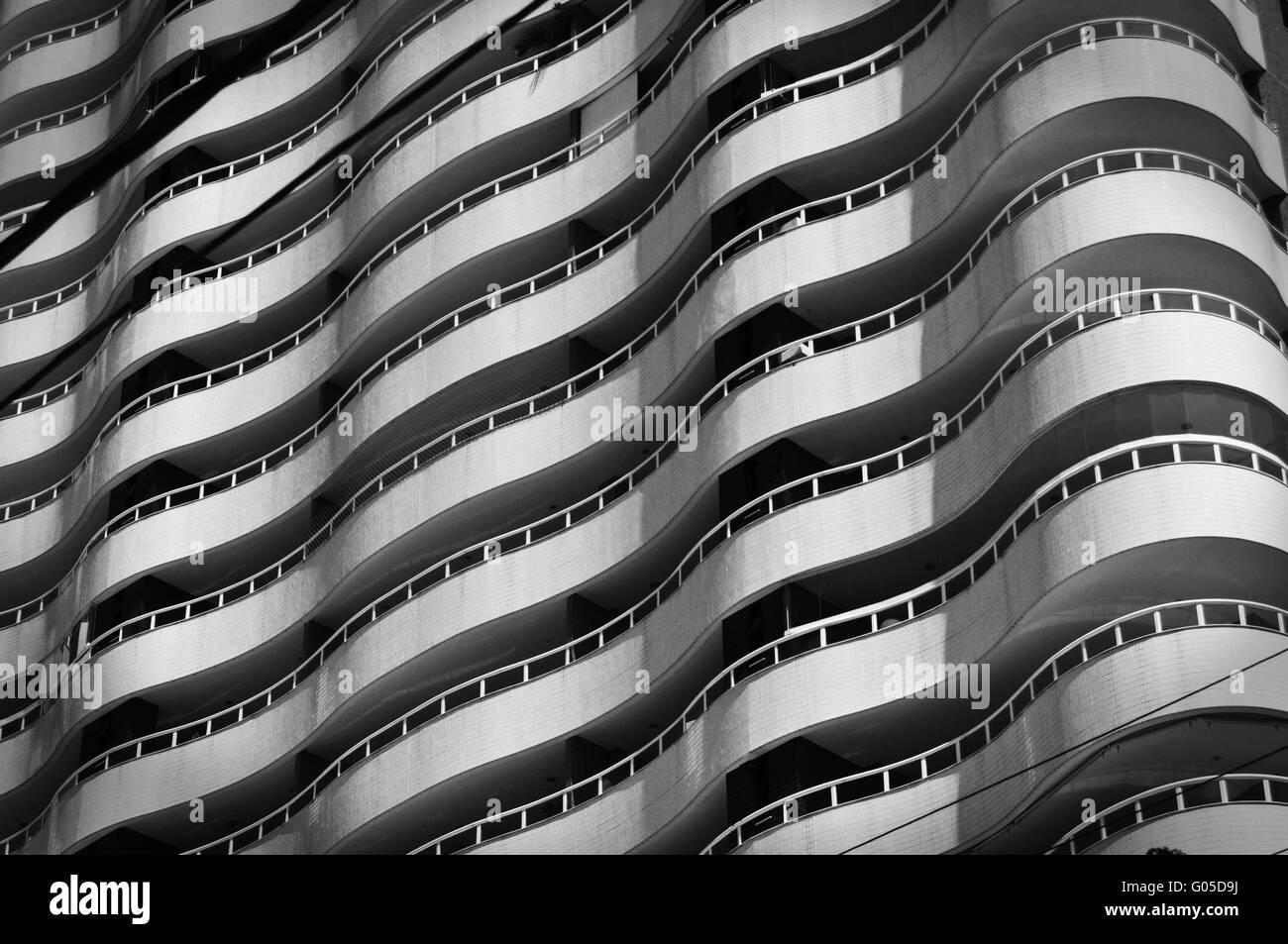 BRA, Brasilien, Bahia, Salvador, 10.12.2009, Hochhaus in der Avenida Sete de Setembro im Stadtteil Barra.  [(c) - Stock Image