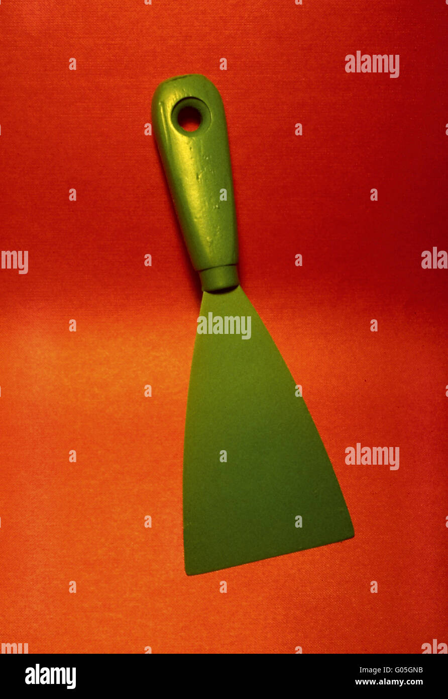 Green filler Stock Photo