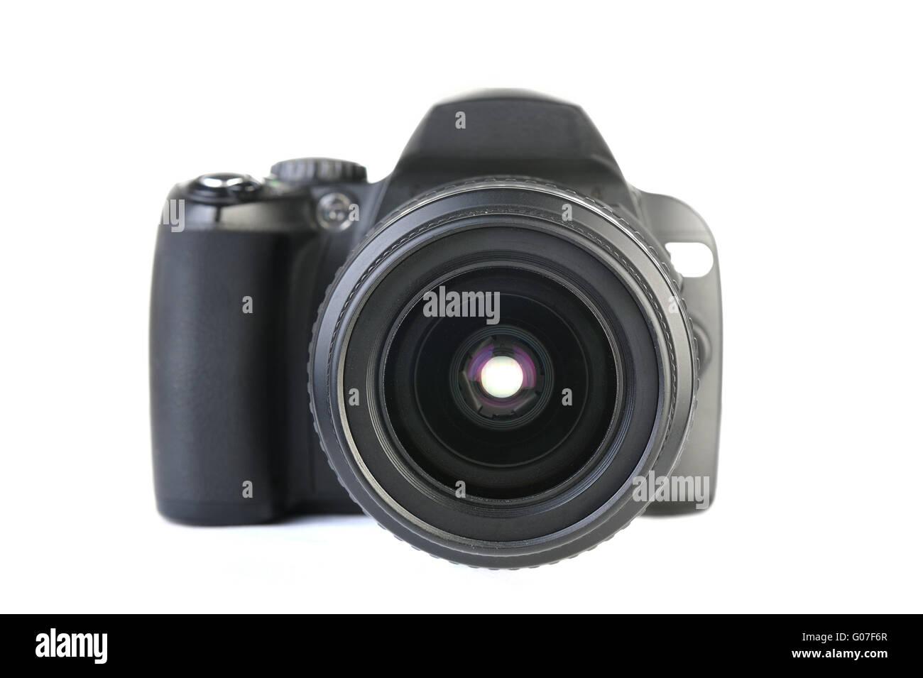 Digital photo camera - Stock Image