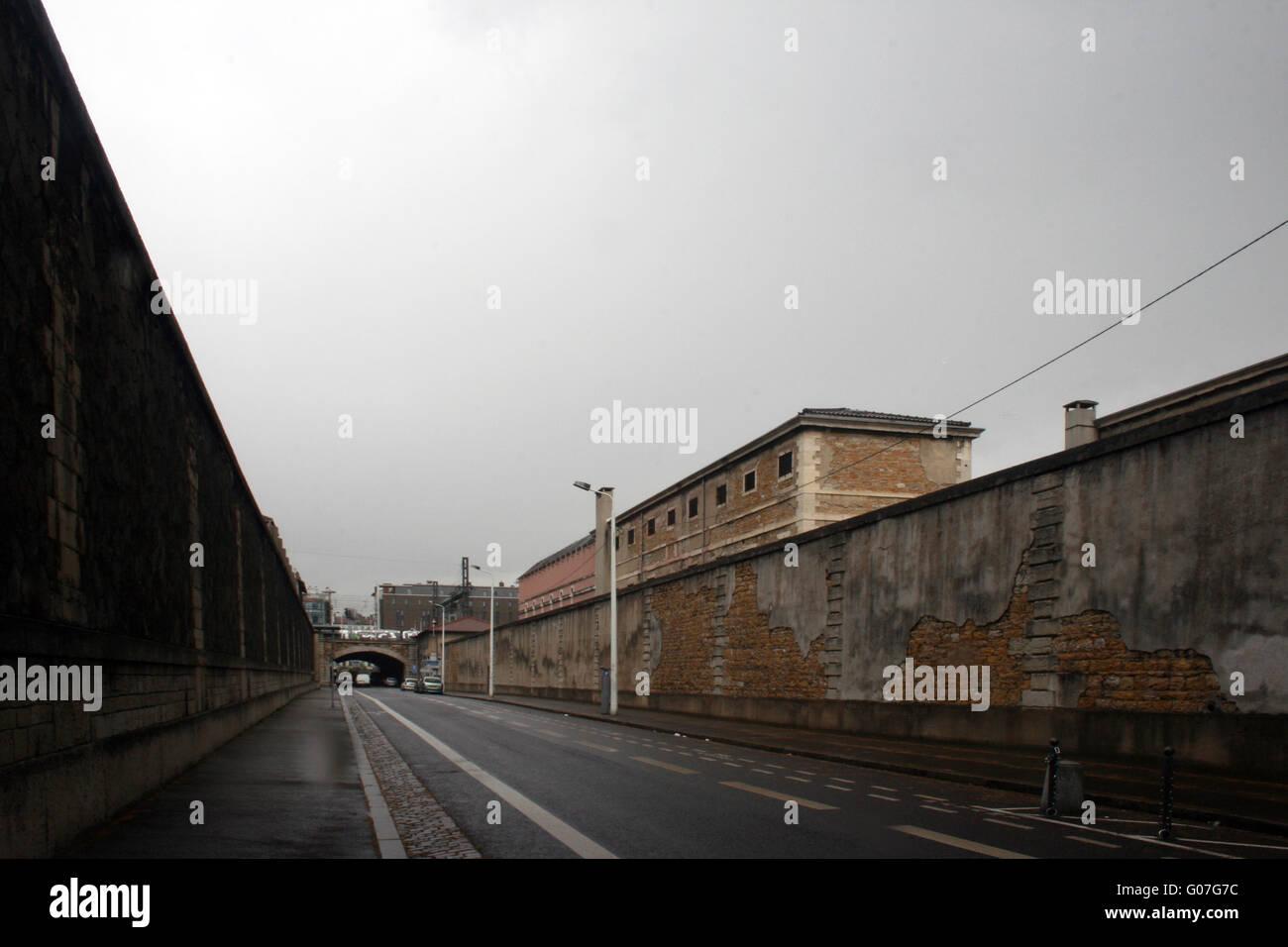 old street - Stock Image