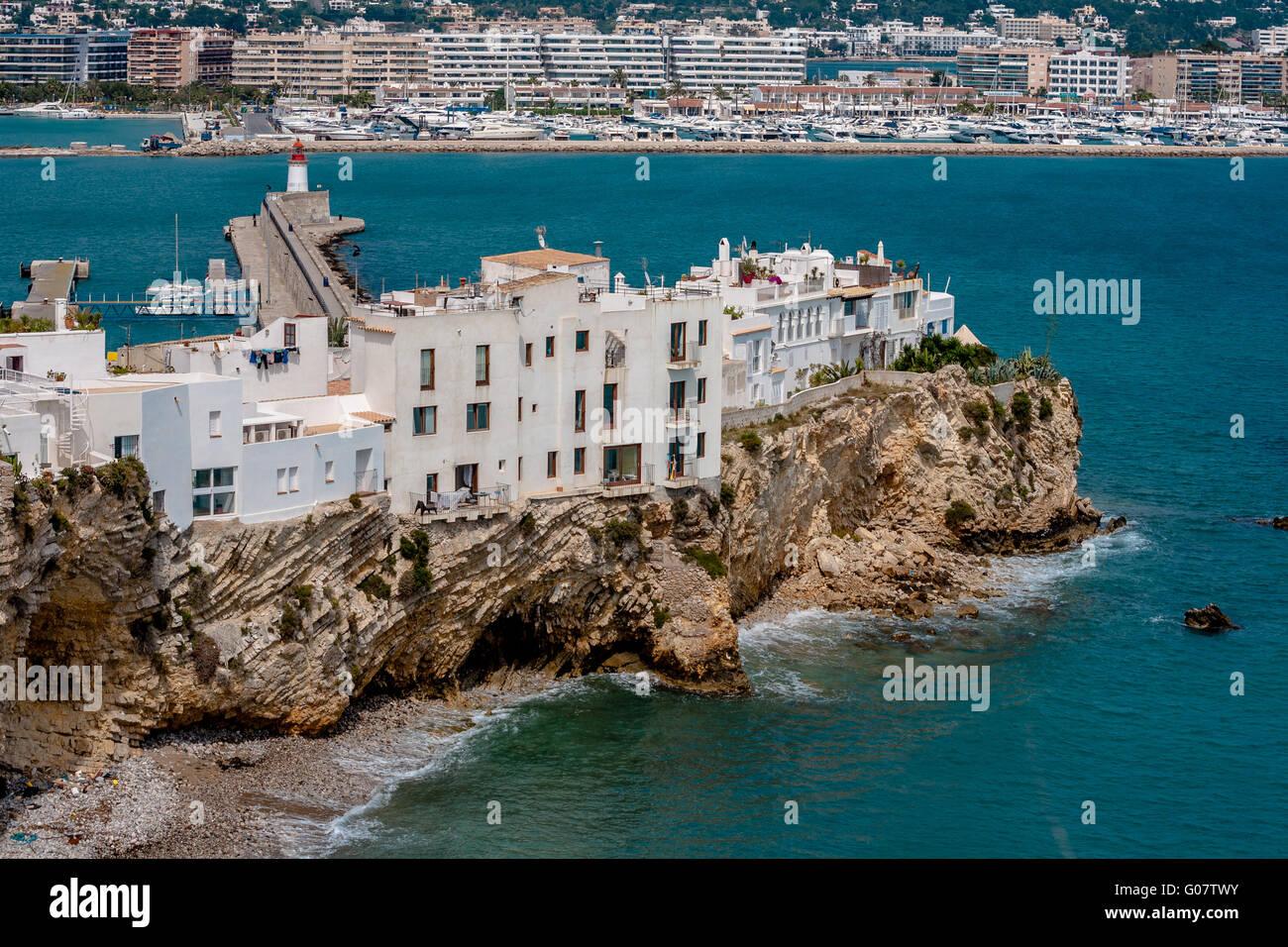 Ibiza Eivissa - Stock Image