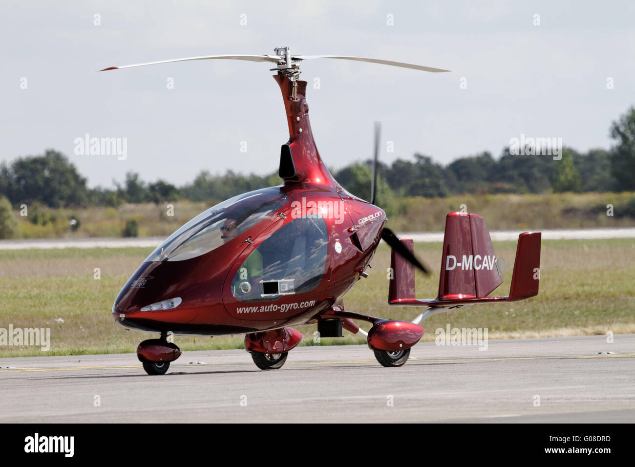Autogyro Gmbh Stock Photos & Autogyro Gmbh Stock Images - Alamy