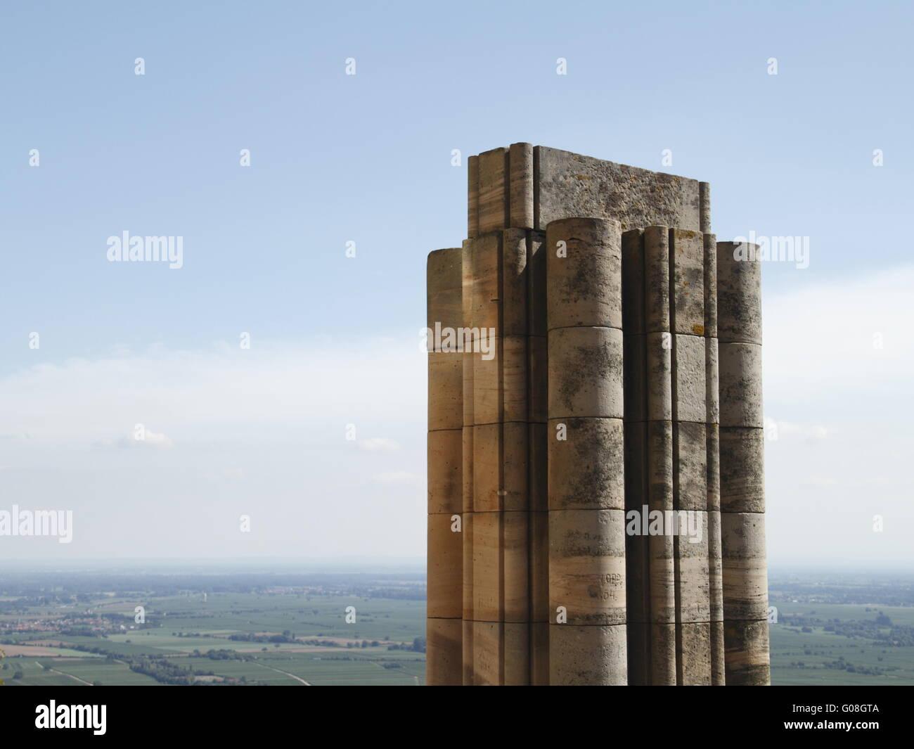 construction art - Stock Image