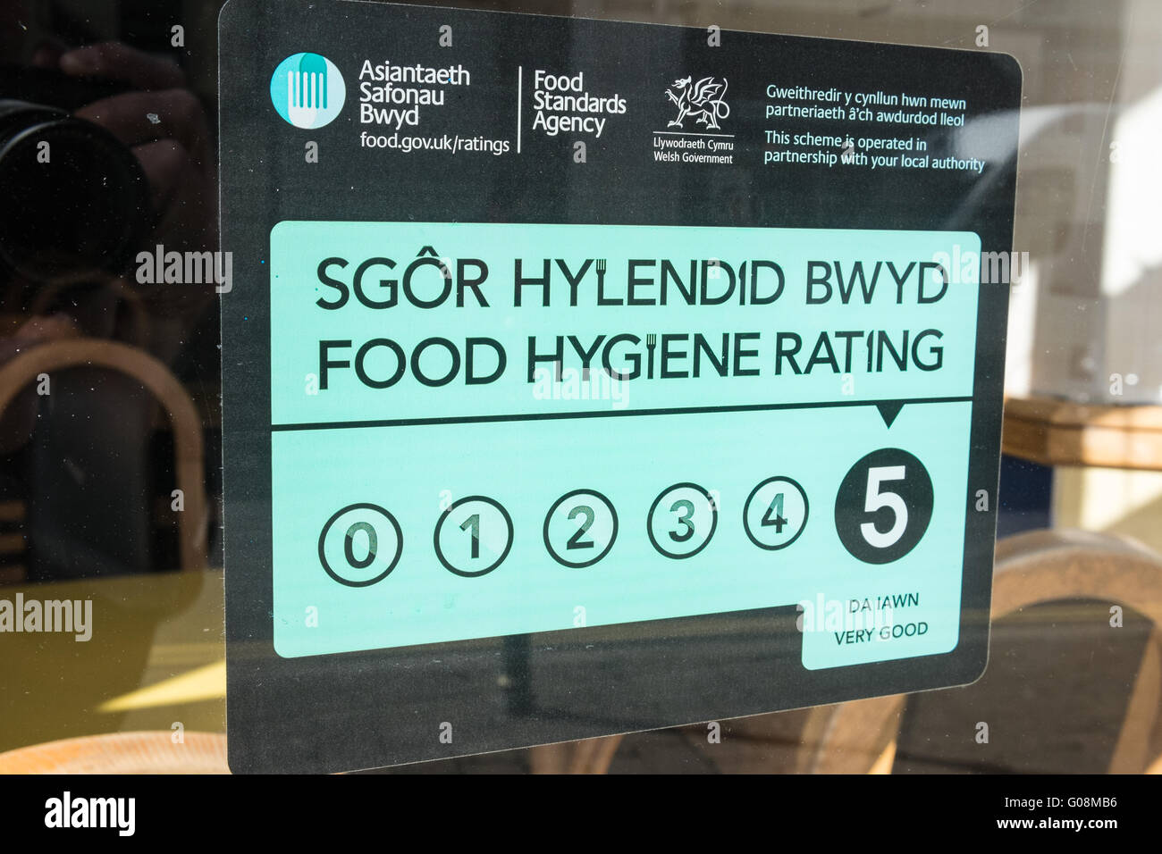 Welsh Food Hygiene Stock Photos & Welsh Food Hygiene Stock Images ...