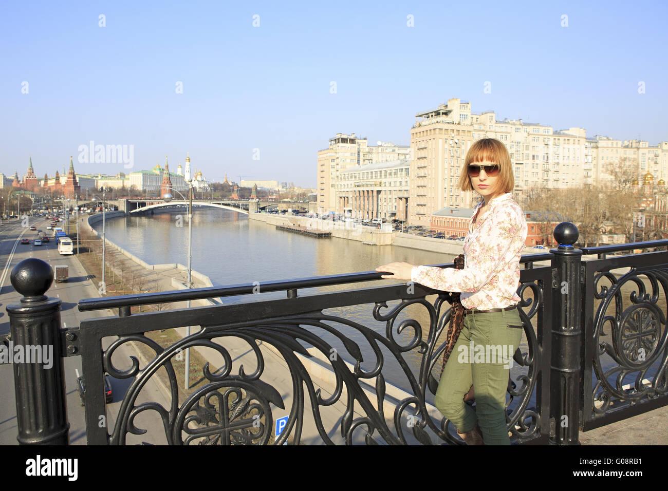Walking around Moscow 11
