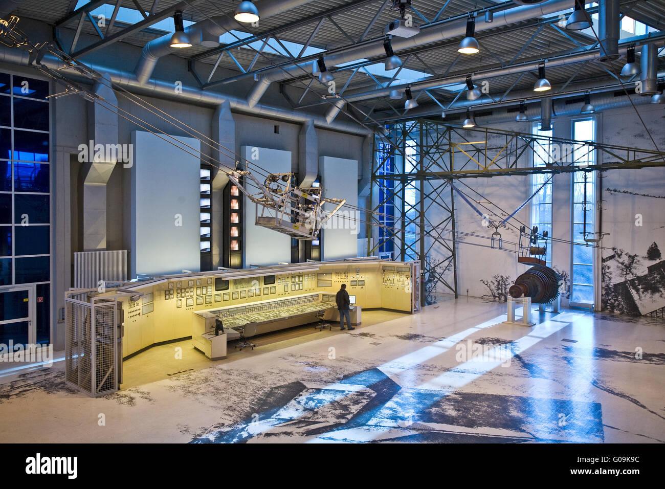 DASA, Working World Exhibition, Dortmund, Germany. Stock Photo