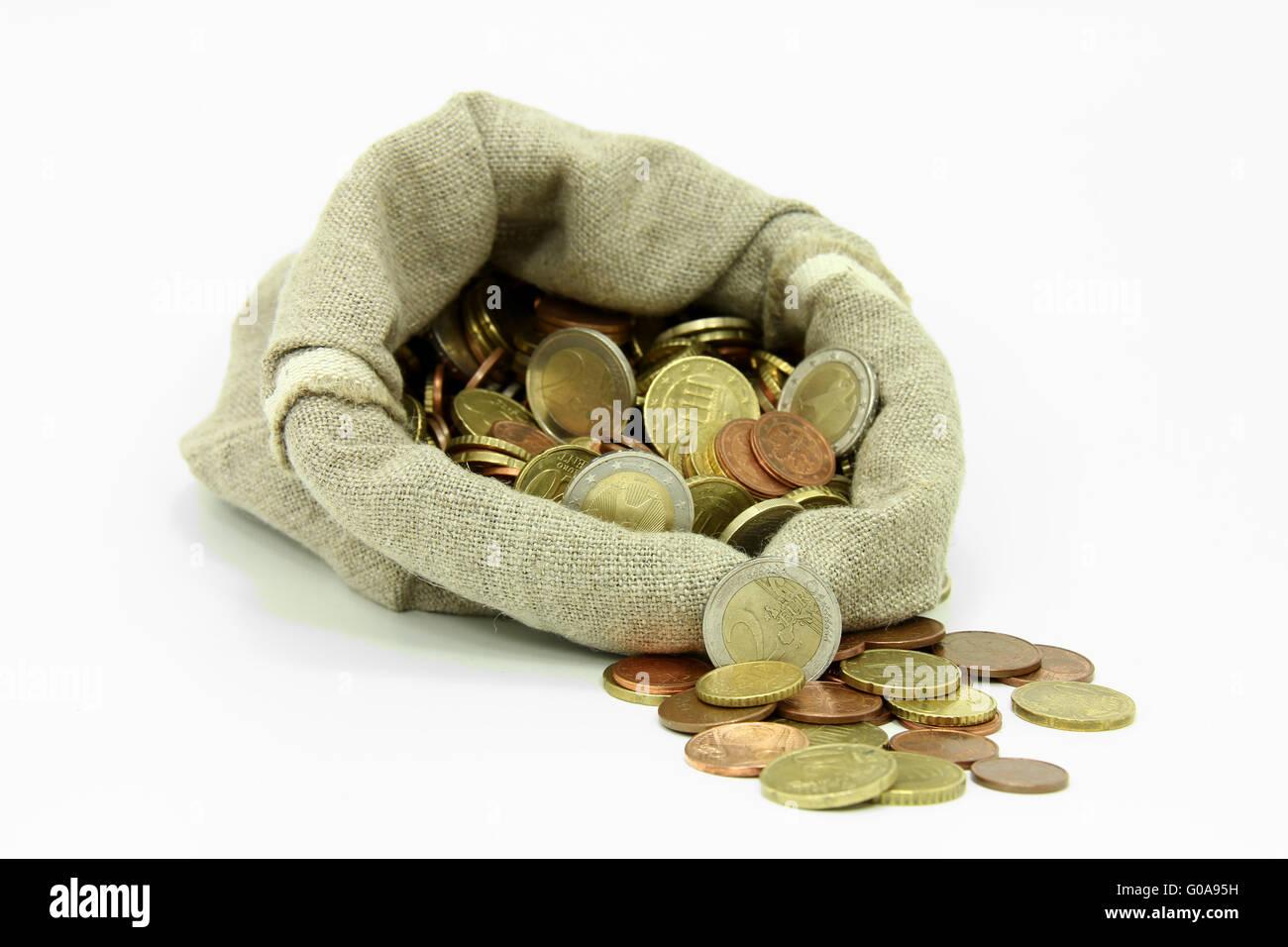 euros - Stock Image