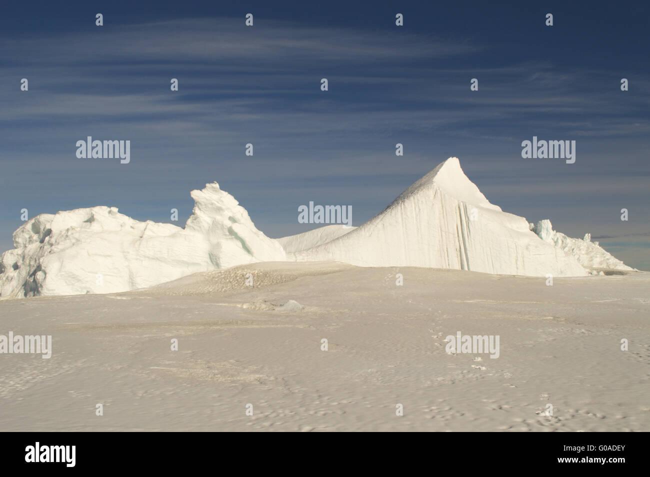 Nature of Antarctic - Stock Image