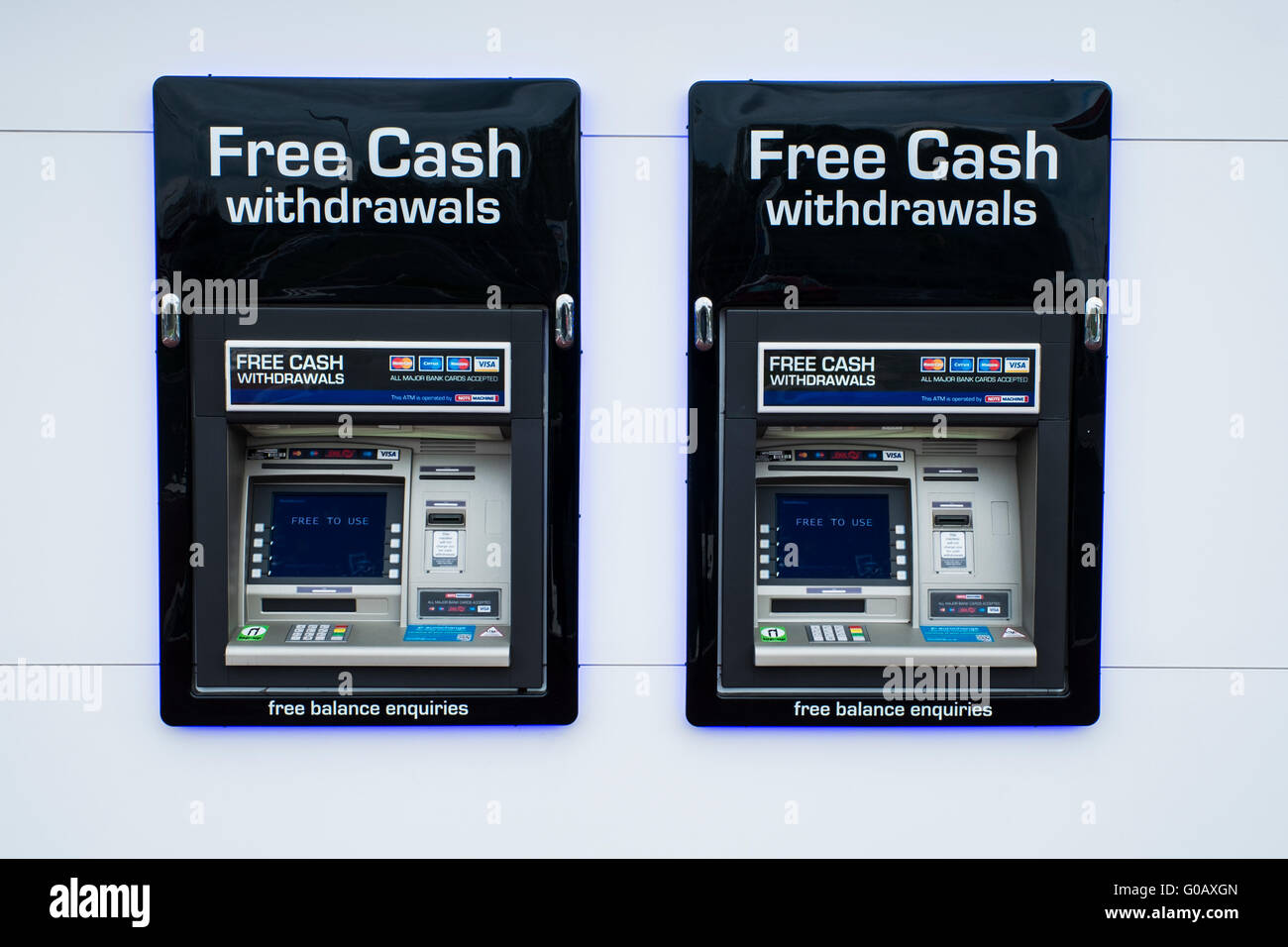 free cash withdrawal atm near me