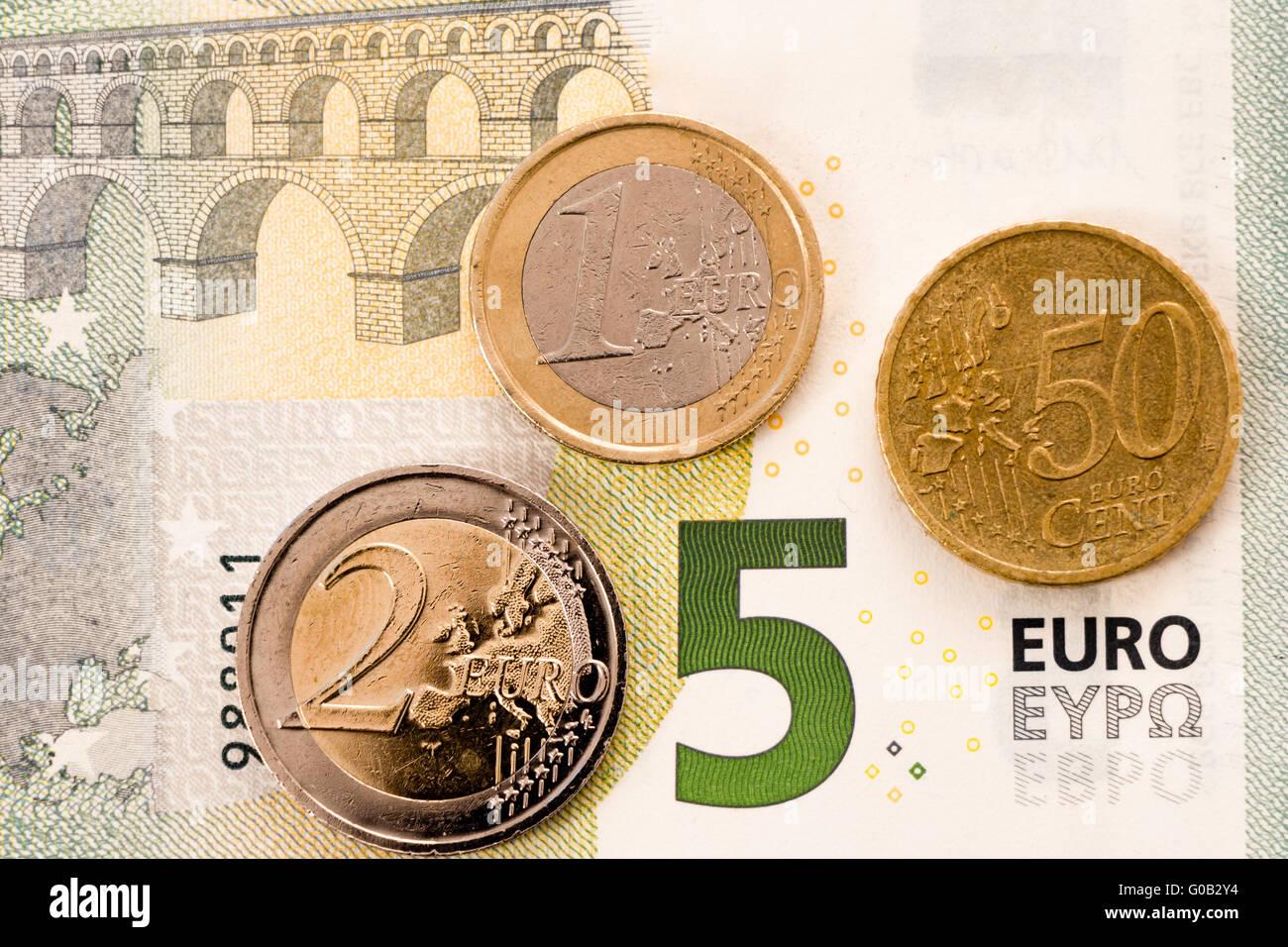 German minimum wage - Stock Image