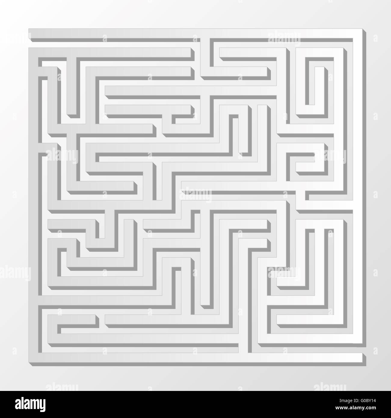 Find the right way - Stock Image