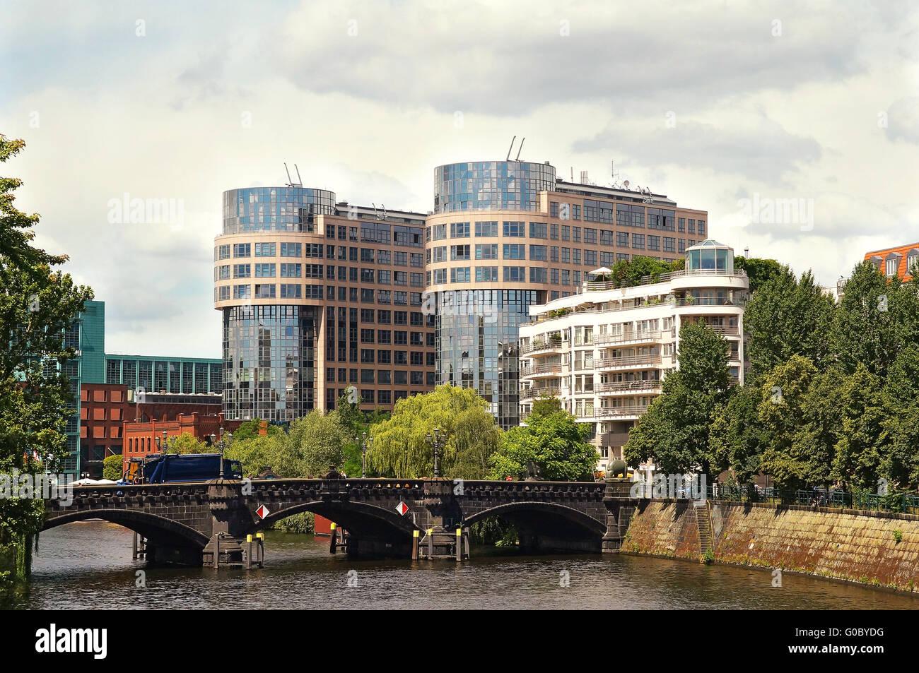 Interior Ministry Berlin Germany - Stock Image